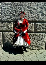 Cosplay-Cover: Suigintou [Red Version]
