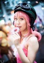 Cosplay-Cover: Madoka Kaname (MADOGATARI - Shinobu Outfit)