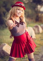 Cosplay-Cover: Serena ♡【fem trainer XY】