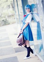Cosplay-Cover: Ayanami Rei [School]