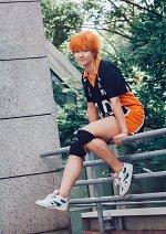 Cosplay-Cover: Hinata Shoyo