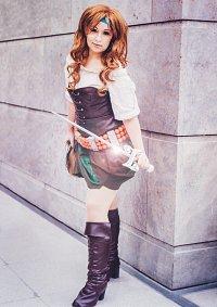 Cosplay-Cover: Zarina, die Piratenfee