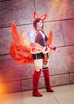 Cosplay-Cover: Foxfire Ahri