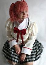 Cosplay-Cover: Madoka Kaname (Uniform)