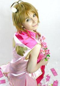Cosplay-Cover: Sakura Kinomoto (CCS Movie)