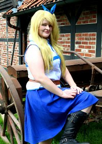 Cosplay-Cover: Lucy Heartfilia
