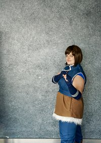 Cosplay-Cover: Korra (Season 4)