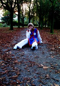 Cosplay-Cover: Kurapika Kuruta (Exam)
