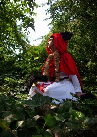 Cosplay-Cover: Mika Oh-Gami