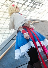 Cosplay-Cover: Alice Margatroid【 Touhouvania 】