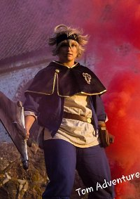 Cosplay-Cover: Asta