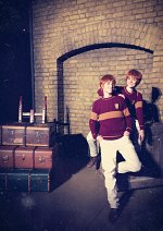 Cosplay-Cover: George Weasley