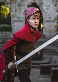 Cosplay-Cover: Prinz Philip