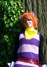 Cosplay-Cover: Hikaru Hitachiin [Cheshire Cat]