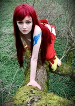 Cosplay-Cover: Erza Scarlet {Flammenhakama}