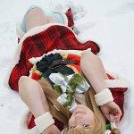 Cosplay: Kotori Minami ♡ December ver.