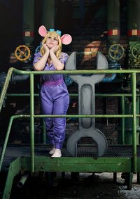 Cosplay-Cover: Trixi Hackwrench