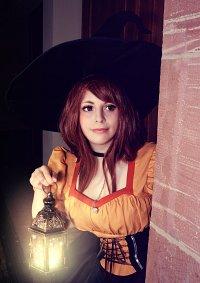 Cosplay-Cover: Ochako Uraraka || Witch ~ Halloween Version