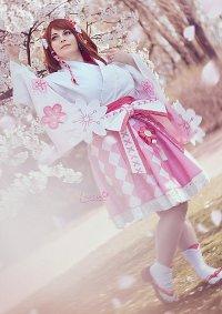 Cosplay-Cover: Ochako Uraraka    Kimono ~ Fanart Version