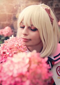 Cosplay-Cover: Shiemi Moriyama || Winteruniform