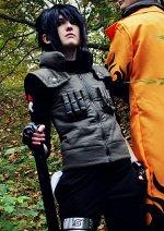 Cosplay-Cover: Sasuke Uchiha [Jonin]