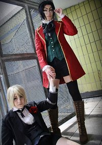 Cosplay-Cover: Claude Faustus [Trancy Style ]