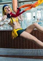 Cosplay-Cover: Rikku [Thief]