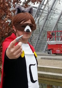 Cosplay-Cover: Der Coon