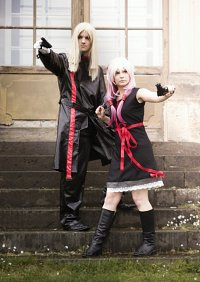 Cosplay-Cover: Inori Yuzuriha Black Dress