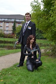 Cosplay-Cover: Agent Phil Coulson
