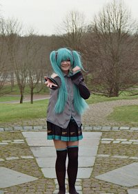 Cosplay-Cover: Miku Hatsune [Basic]