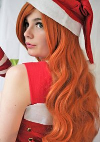 Cosplay-Cover: Miss Fortune [Candy Cane]