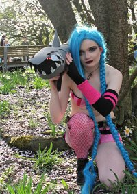 Cosplay-Cover: Jinx [Classic]
