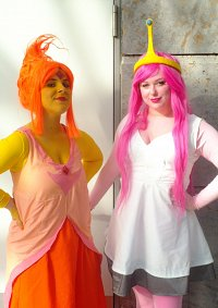 Cosplay-Cover: Princess Bubblegum ('We fixed a Truck' Episode)