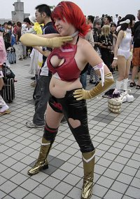 Cosplay-Cover: Re.Cutie Honey