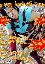 Cosplay-Cover: Draven