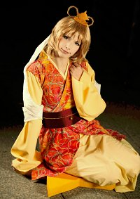 Cosplay-Cover: Cagalli Yula Athha [Ceres-Outfit]