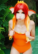 Cosplay-Cover: Magicarp [Gijinka]