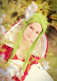 Cosplay-Cover: C.C. Code Geass