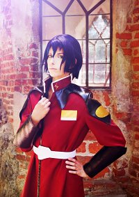 Cosplay-Cover: Athrun Zala [Zaft Uniform]