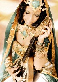 Cosplay-Cover: Shadia [Crimson Sands Princess]