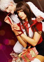 Cosplay-Cover: MC [Christmas DLC Ending Saeran]