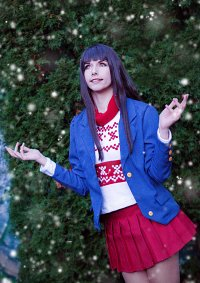 Cosplay-Cover: MC [Christmas DLC Good Ending]