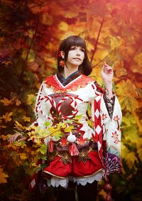 Cosplay-Cover: Dia Kurosawa [Autumn]