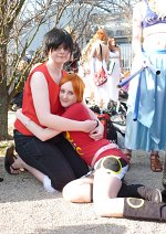 Cosplay-Cover: Monkey D. Luffy (Enies Lobby)
