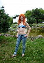 Cosplay-Cover: Nami