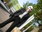 Cosplay-Cover: Joker『Opening Version』【The Dark Knight】