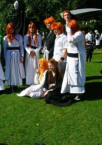 Cosplay-Cover: Orihime Inoue (Shinigami-Outfit)