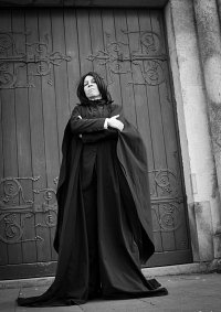 Cosplay-Cover: Prof. Severus Snape (1. Version)