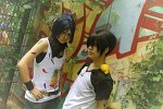 Cosplay-Cover: Kyouya Hibari - Klecks Outfit